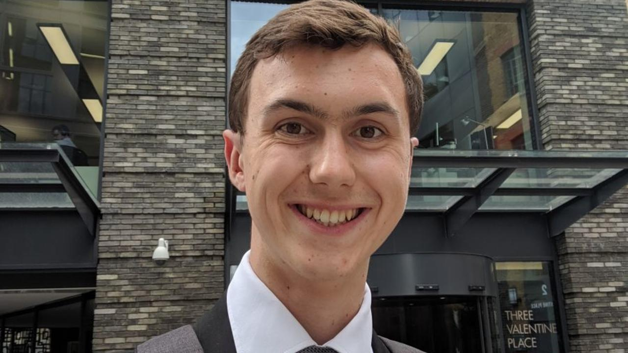 Exeter Student Winner of Inaugural Global Automotive Tech Competition Awarded £13,000