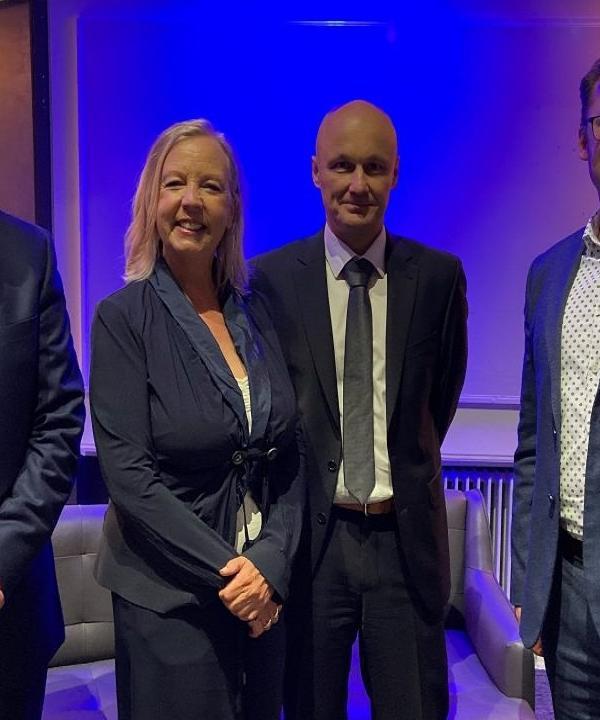 Dragons' Den star and businesswoman Deborah Meaden launches new Centre for Entrepreneurship