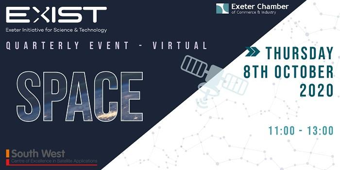 ExIST quarterly event: Space