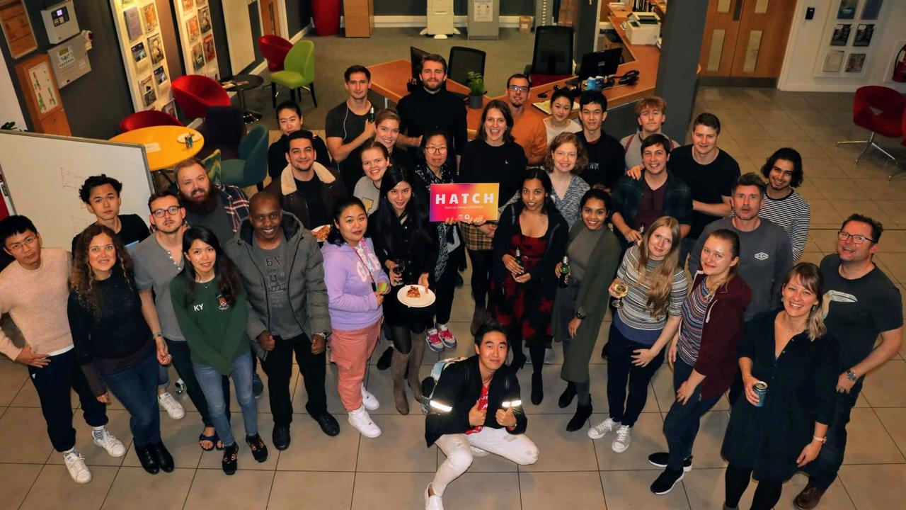 Budding entrepreneurs test their business ideas at startup challenge event