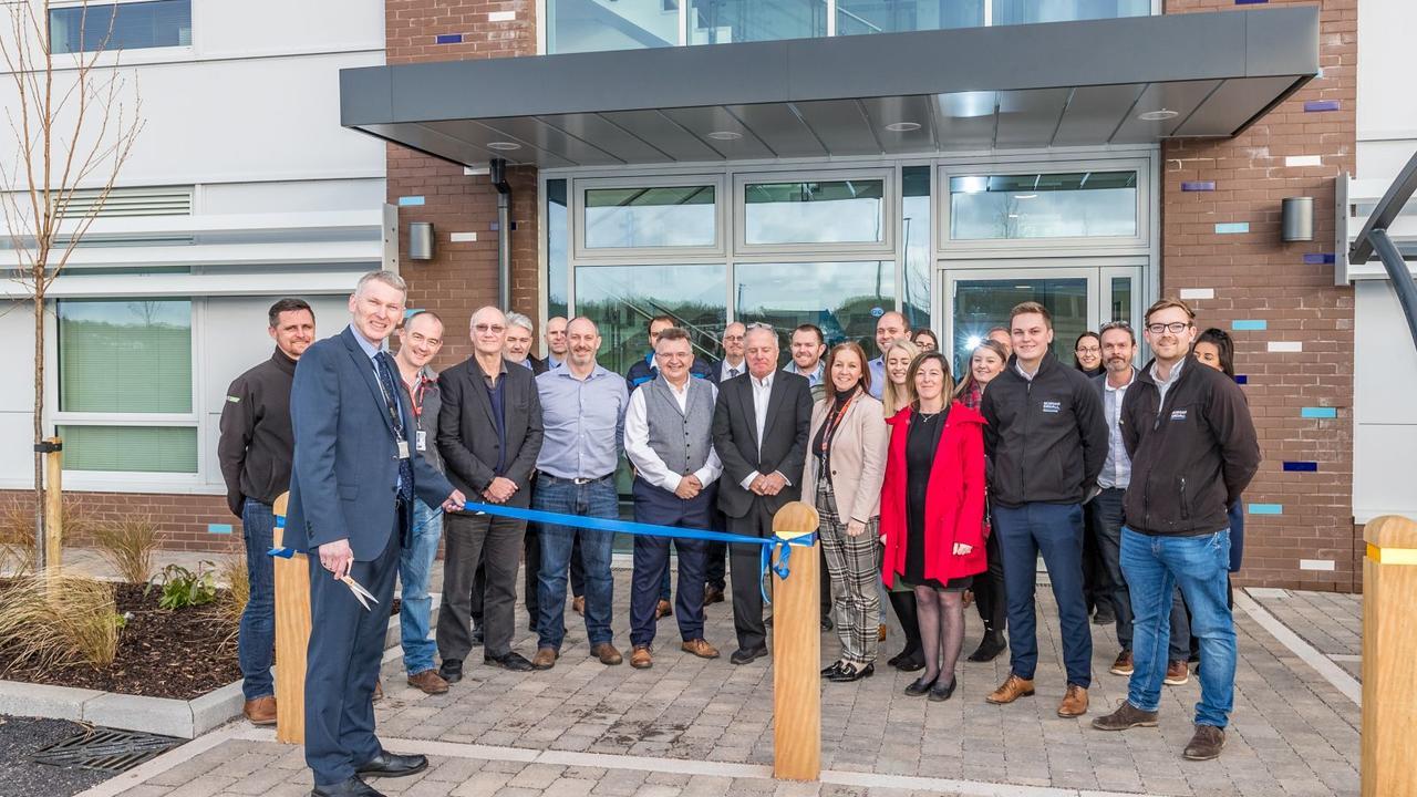 Ceremony marks handover of Exeter's new VSimulators facility