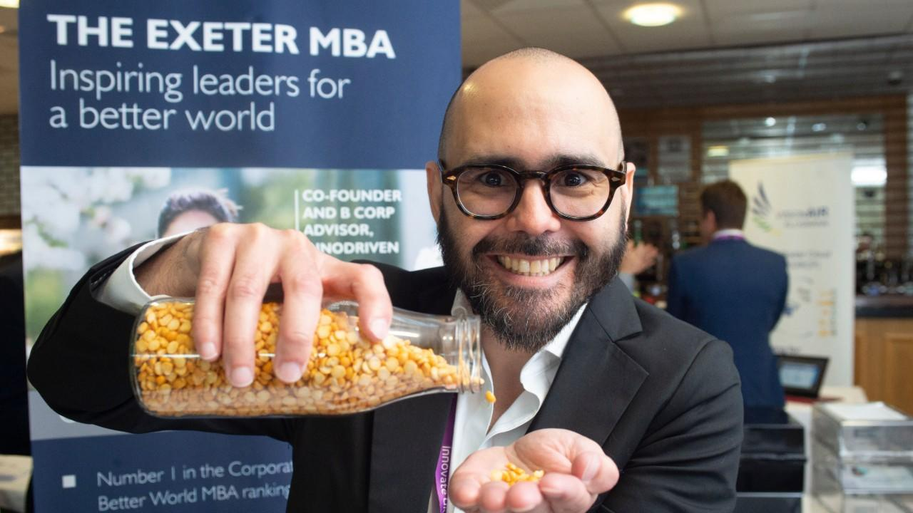 Alumni business secures funding to launch sustainable plant-based milk product